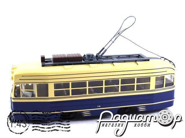 Трамвай КТМ-1 (1947) 170102