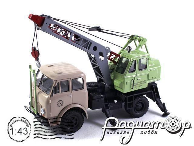 МАЗ-500 К-67 автокран (1965) 170103