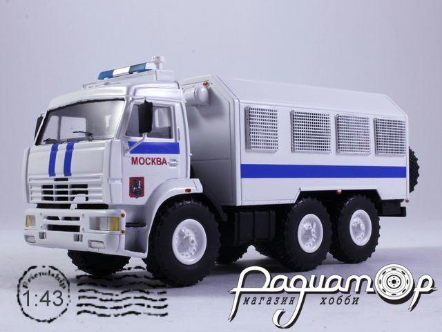 КамАЗ Омон (2008) 170104