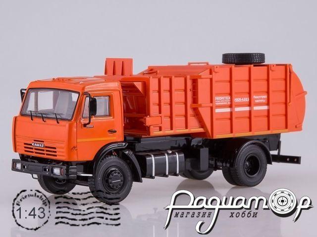 МКМ-4503 (КамАЗ-45253) (2001) SSM1273