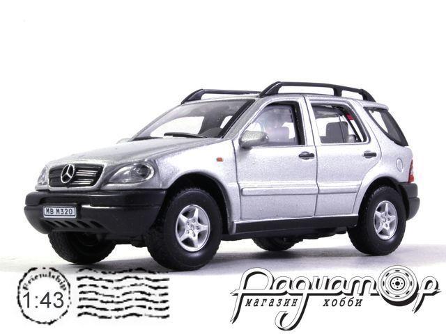 Mercedes-Benz ML 320 (W163) (1997) (I)