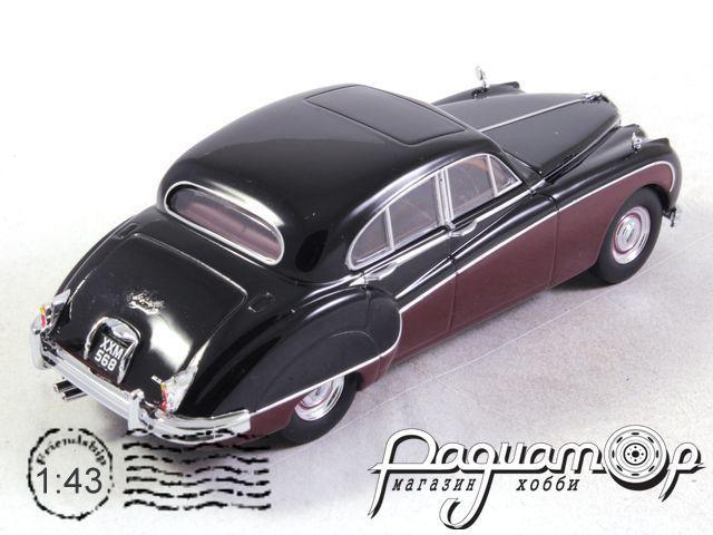 Jaguar MkIX (1960) JAG9004