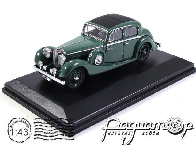 Jaguar SS 2.5 Saloon (1937) JSS005