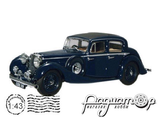 Jaguar SS 2.5 Saloon (1937) JSS006 (Z)