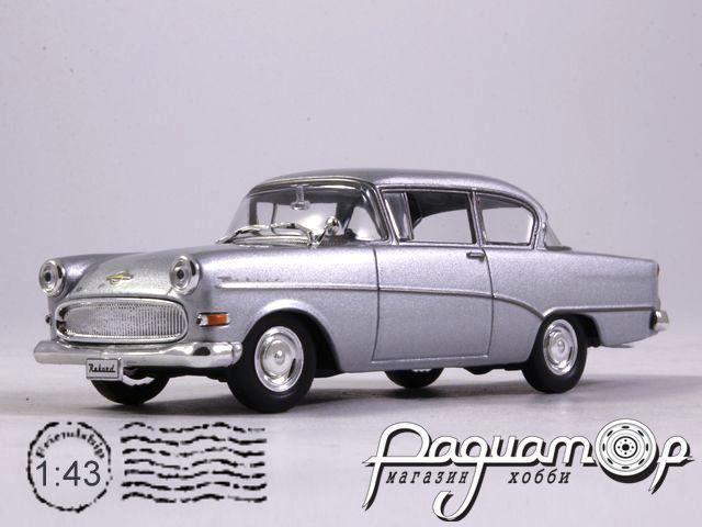 Opel Olympia Rekord P1 Hans Mersheimer (1958) OP123