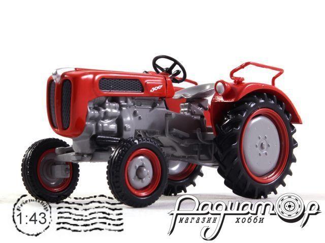 Трактор Bautz 300 TD (1960) UH072