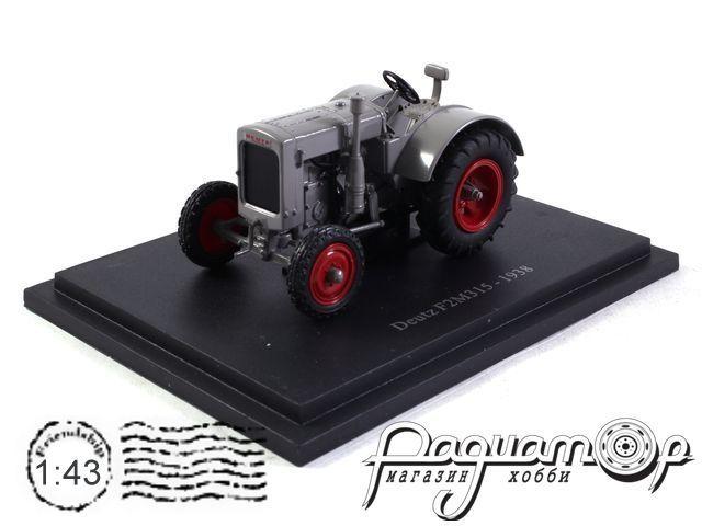 Трактор Deutz F2M 315 (1938) UH041