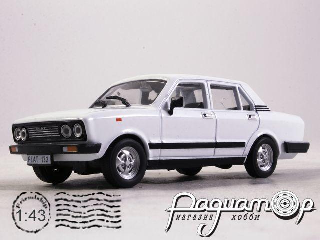 Masini de Legenda №84, Fiat 132 (1972)