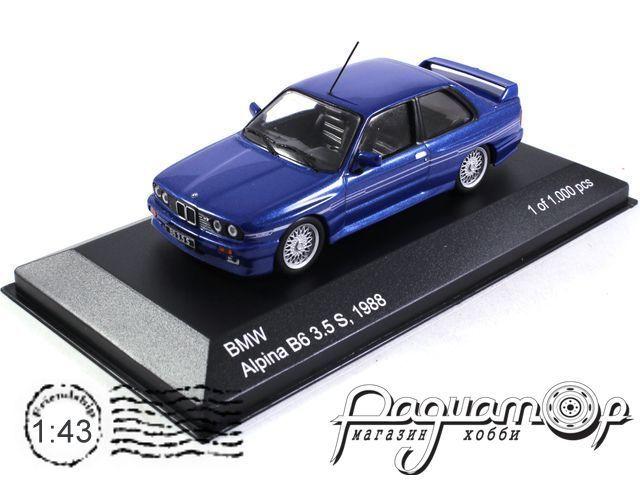BMW Alpina B6 3.5S (1988) WB157