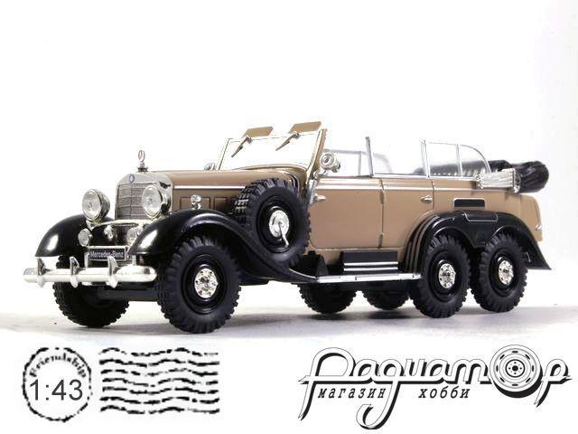 Mercedes-Benz G4 (W31) (1938) WB158