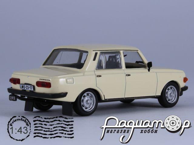 Kultowe Auta PRL-u №27, Wartburg 353 Limousine (1966)