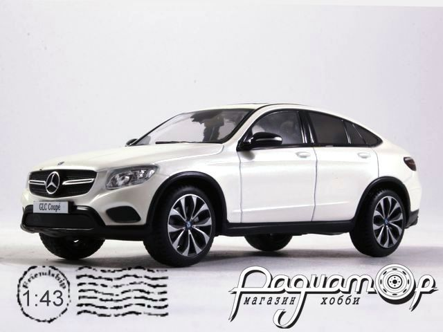 Mercedes-Benz GLC Coupe (C253) (2016) 66960802 (N)