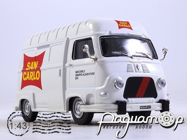 Renault Estafette San Carlo (1975) 66512 (I) 0567