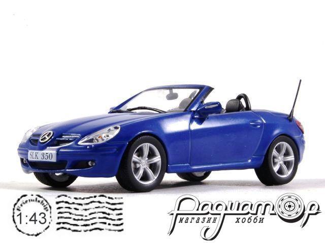Mercedes-Benz SLK350 R171 Roadster (2004) LL040 (I) 1159