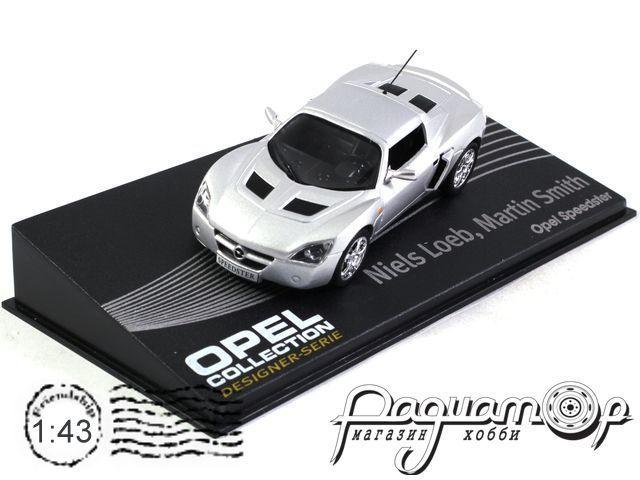 Opel Speedster Niels Loeb, Martin Smith (2000) OP131