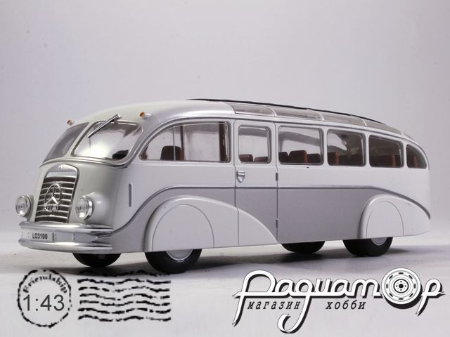 Mercedes-Benz LO3100 Bus (1939) 34164