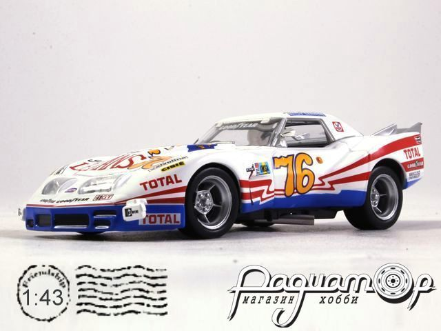 Chevrolet Corvette Stingray №76 24h LeMans, J.Greenwood, B.Darniche (1976) 919829