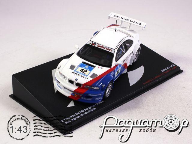 BMW M3 GTR №42 Winner 24h Nurburgring (2004) 919827