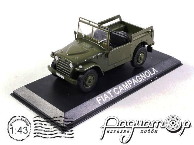 Legendarni Automobili №11, Fiat Campagnola (1959)
