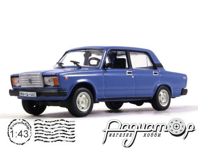 Masini de Legenda №33, ВАЗ-2107 (1982)