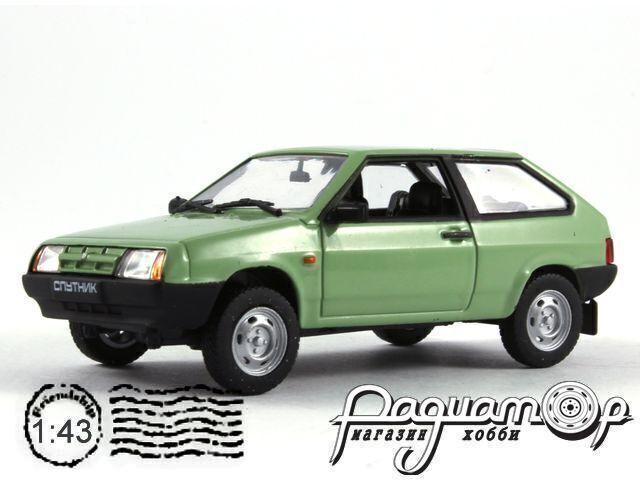ЗАЗ-965А Такси (1960) 1809
