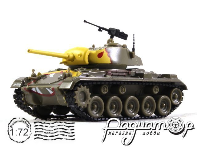 M24 Chaffee (1951) KCS47