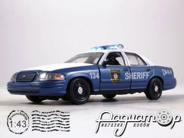 Ford Crown Victoria Police из т/с