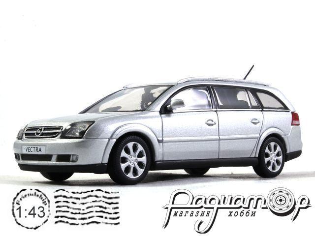 Opel Vectra Caravan (2003) 170128
