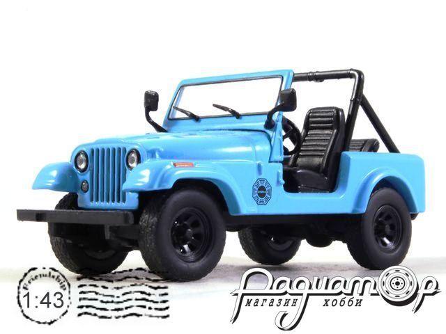Jeep CJ7 Dharma из т/с