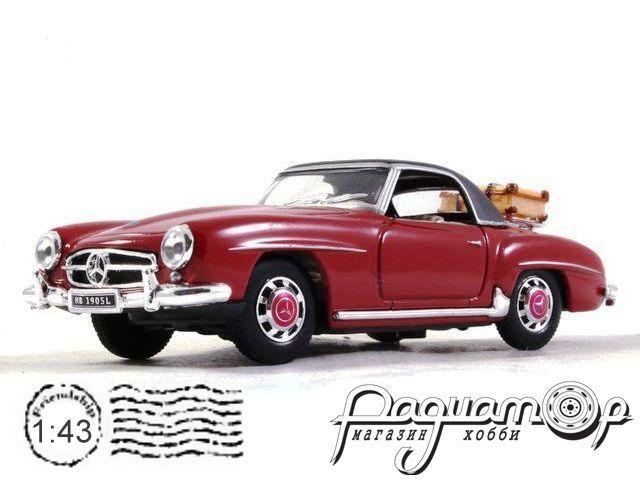 Mercedes-Benz 190 SL (1955) 34546