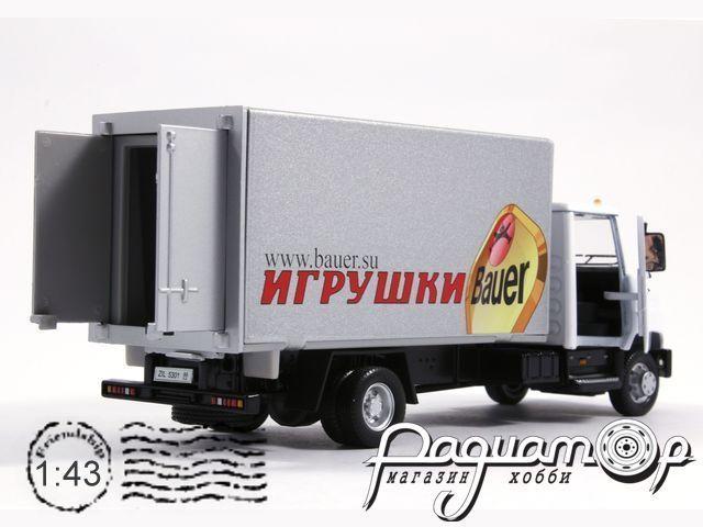 ЗИЛ-5301 «Бычок» фургон «Bauer» (1996) BR-57114