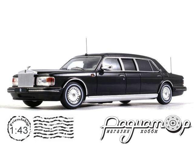 Rolls Royce Silver Spur 2 Limousine (1991) 124372