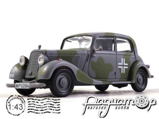 Mercedes-Benz 170 V Germany (1942) 7123111