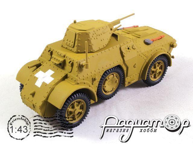Autoblindo AB 41 armored car Italy (1942) 7123120