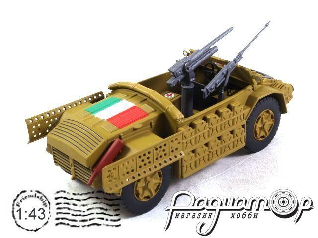 Camionetta AS 42 Sahariana Italy (1942) 7123122 (z)