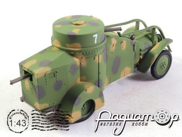 Lancia Ansaldo IZM Italy (1918) 7123123 (z)