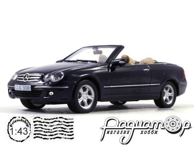 Mercedes-Benz CLK 350 Convertible (2005) LL031 (I) 2110