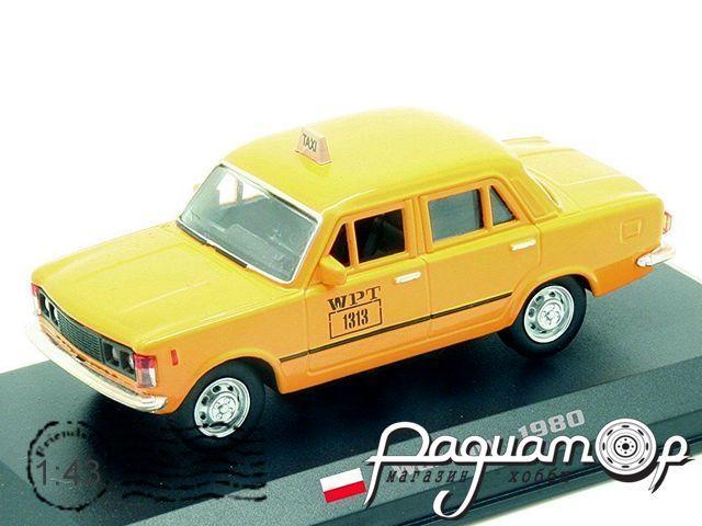 Fiat 125p Taxi Warsaw (1980) TS05