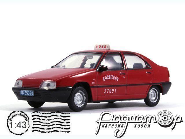 Citroen Dong Feng 988 Taxi Beijing (2000) TS26