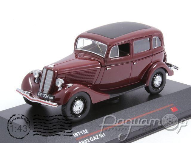 ГАЗ-М1 (1936) IST152