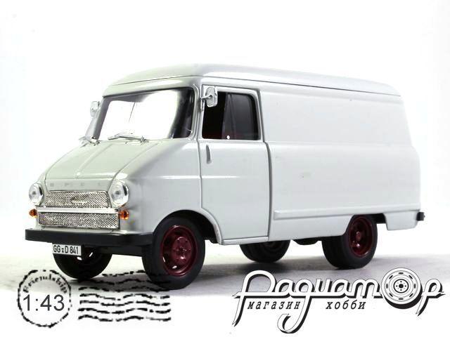 Opel Blitz Kastenwagen A (1960) 52434