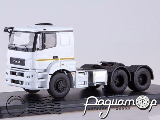 КАМАЗ-65206 седельный тягач (2015) SSM1276