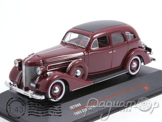 ЗИС-101А (1940) IST086