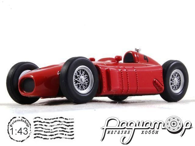 Lancia D50 №4 Formula-1, Alberto Ascari (1955) GL12