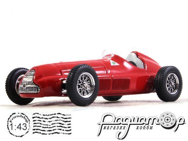 Alfa Romeo 158 №1 Formula-1, Juan Manuel Fangio (1950) GL07