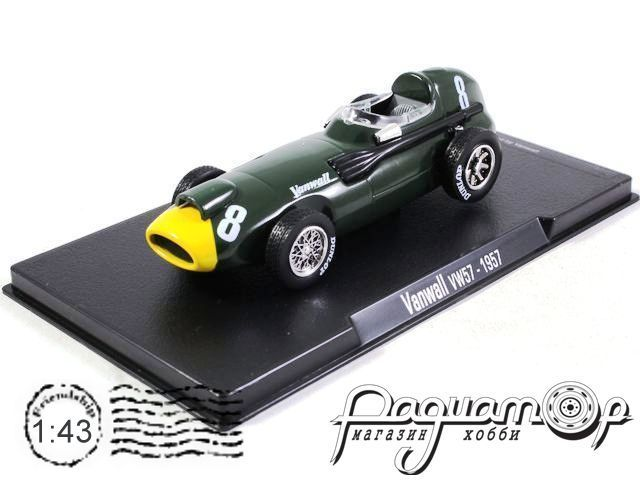 Vanwall VW57 №8 Formula-1, Stirling Moss (1957) GL01 (I) 1434