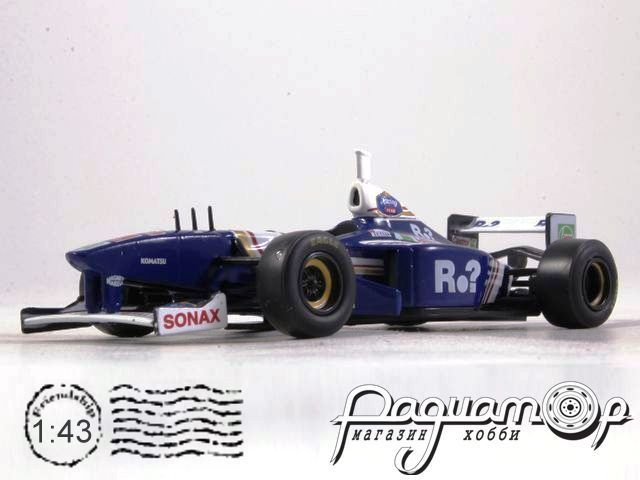 Williams FW19 №3 World Champion Formula-1, Jacques Villeneuve (1997) GL11