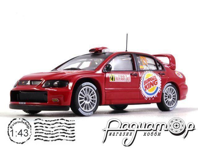 Mitsubishi Lancer WR05 №27 Rally Monte Carlo, Pons/Amigo (2007) 51045