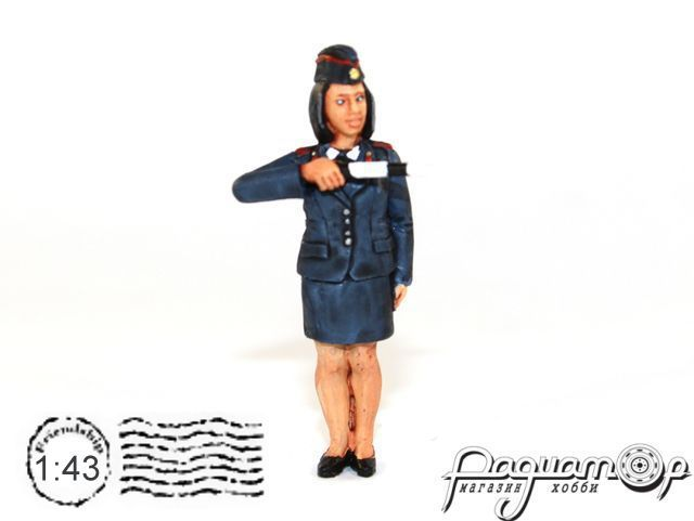 Инспектриса ГАИ СТ-Ф03-D