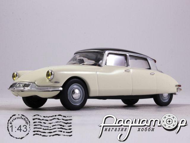 Citroen DS19 (1957) 29385